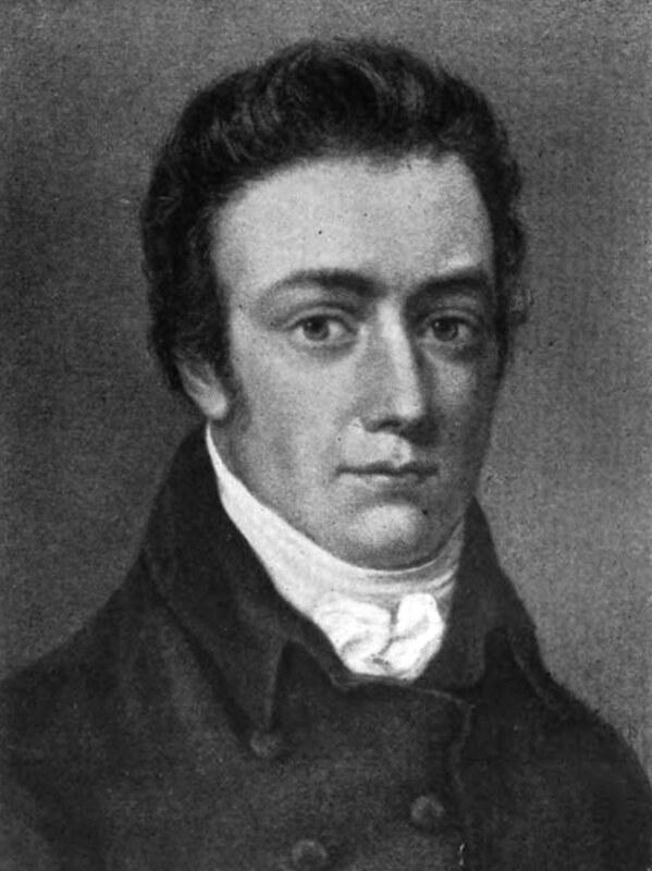 Samuel Taylor Coleridge protrait