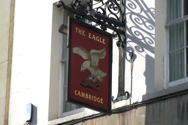 The Eagle Pub Cambridge