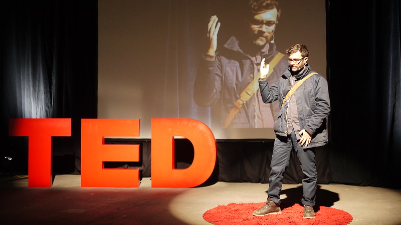 Ted Talks are a great way to learn during the pandemic
