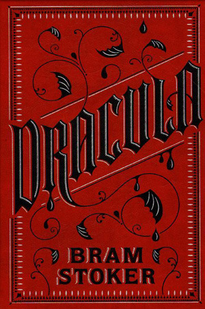 Dracula by Bram Stoker has long be a vampire story made into films and now a netflix tv show