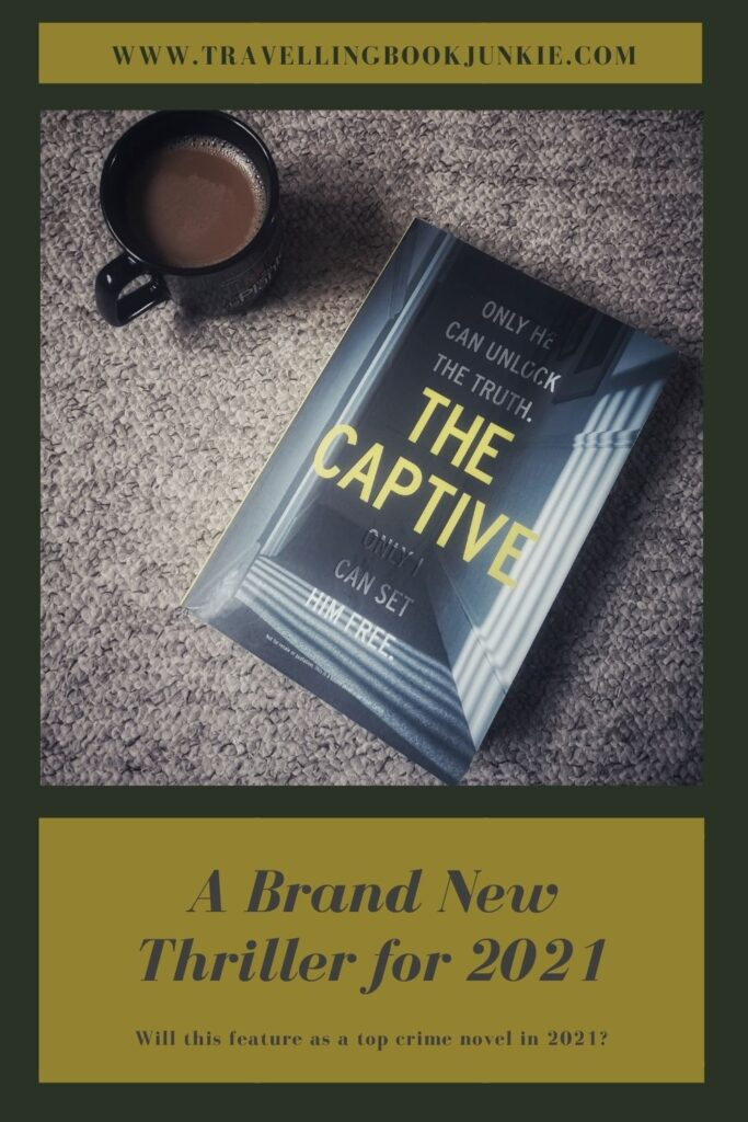 The Captive by Deborah O'Connor is the perfect way to start 2021 and could be one of the best thrillers of 2021. Want to know more? Read the full review at @tbookjunkie to find out more.