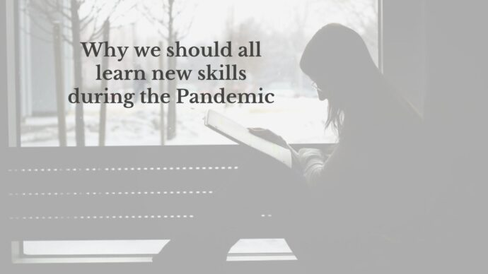Learning during a pandemic: why we should all consider it via @tbookjunkie