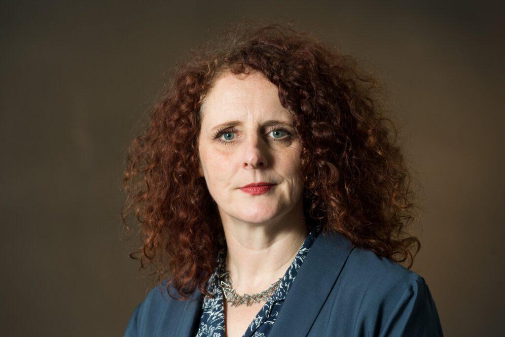 Maggie O'Farrell, author and Cambridge University graduate