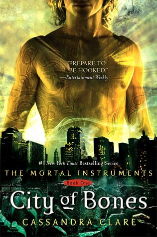 The Mortal Instruments is part of the Shadowhunter series