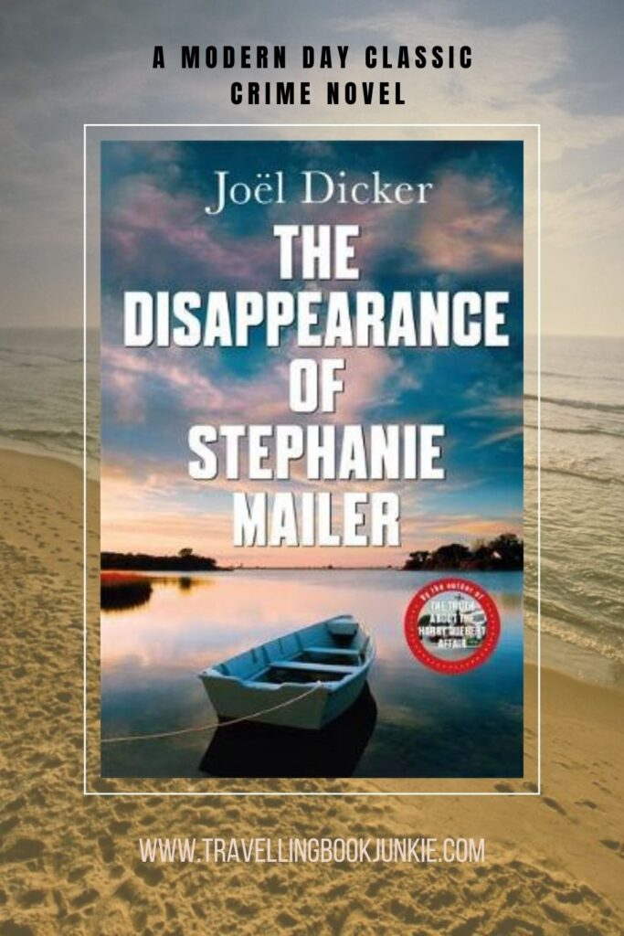 A full and honest review of The Disappearance of Stephanie Mailer via @tbookjunkie. This is a crime novel that one day will become a classic.