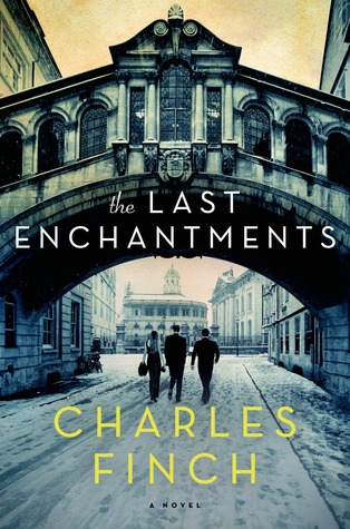 The Last Enchantments set in Oxford