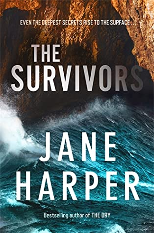 The Survivors is Jane Harper's 4th novel