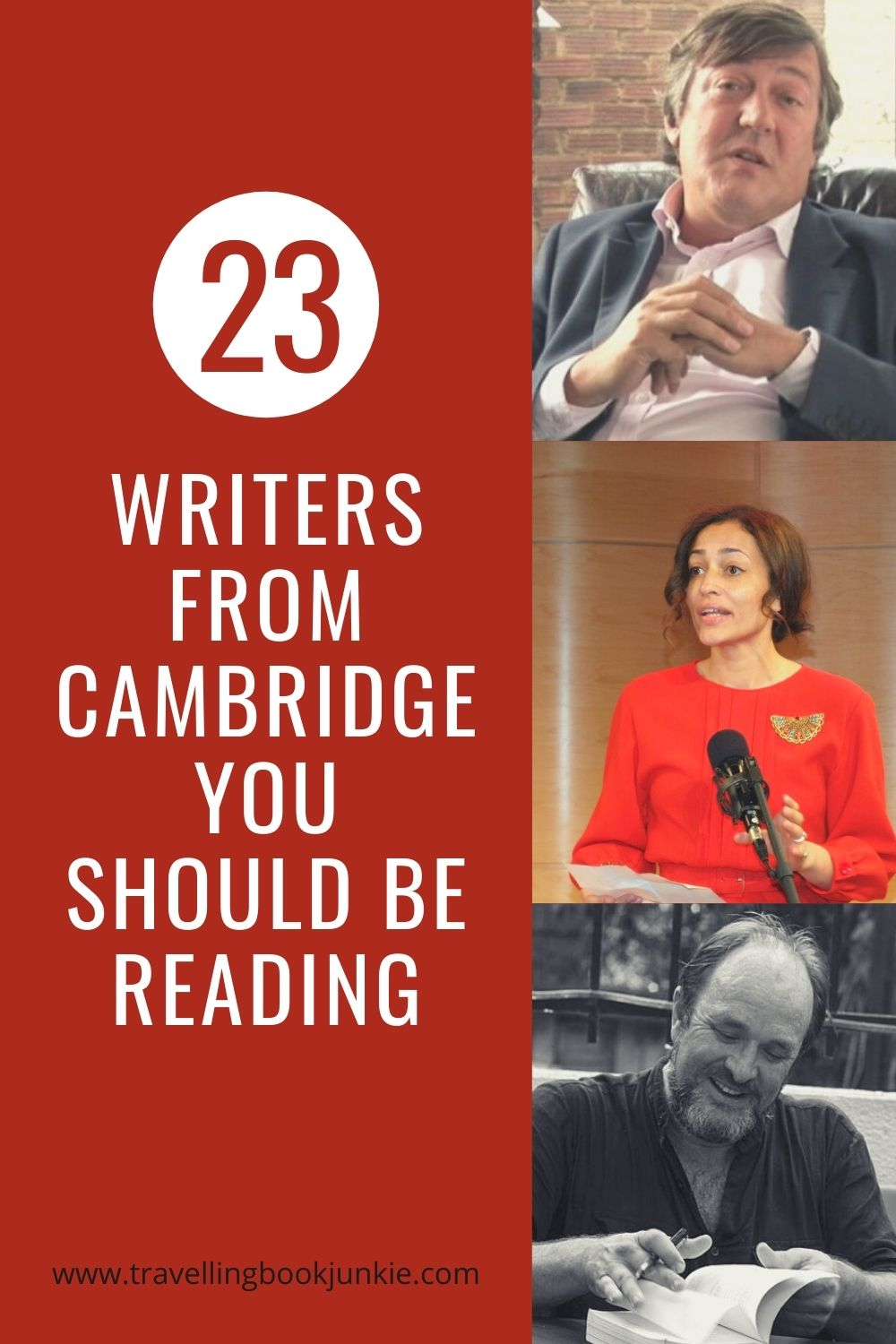 23 Cambridge writers that everyone should be reading. From Poets and Playwrights to modern day novelists and Historians, these writers are all well-known names that you will recognise. Check out who features on the list via @tbookjunkie