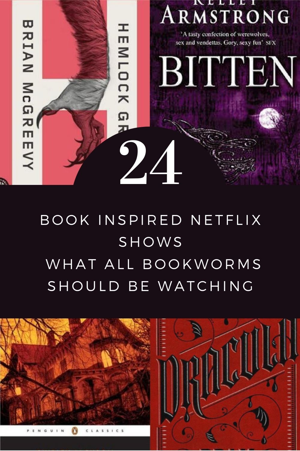 24 tv shows that all bookworms should be watching. via @tbookjunkie