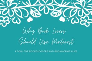 why book lovers should all be using pinterest; a tool not just for book bloggers. Via @tbookjunkie