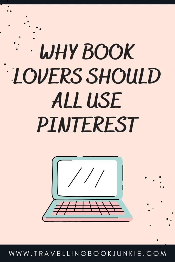 Why all book lovers should be using pinterest not just those with a book blog. Via @tbookjunkie