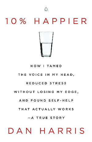 10% Happier by Dan Harris is a wonderful source of therapy