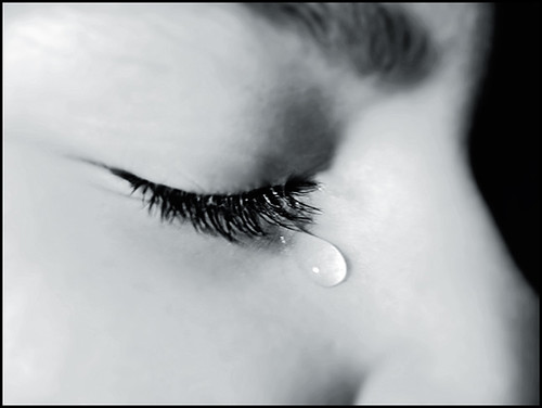 Depression hits many people when they are grieving