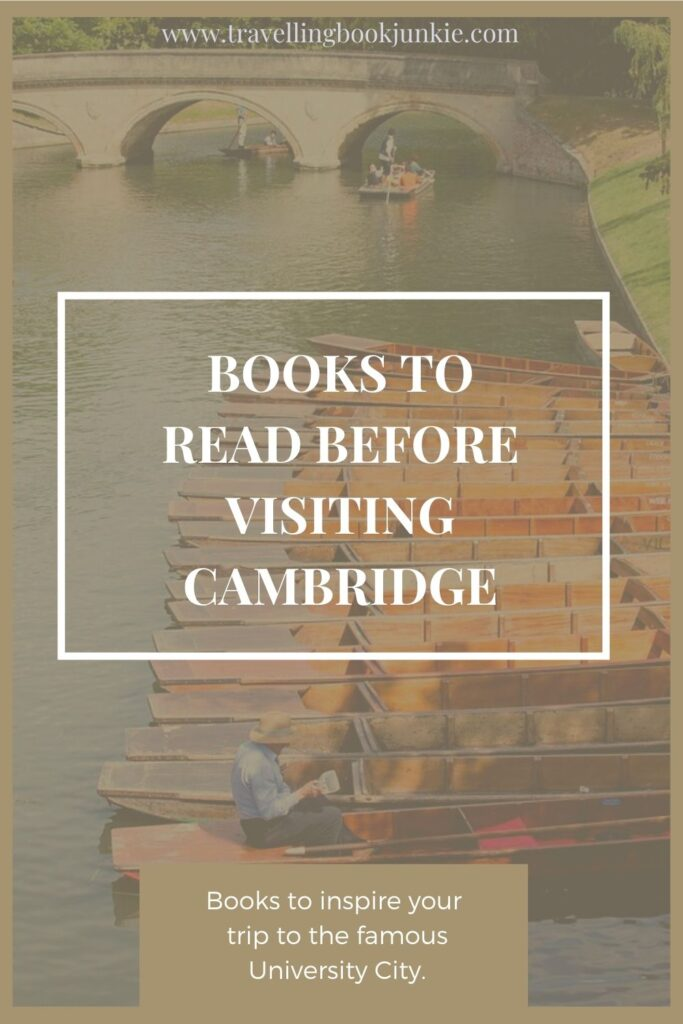 If you are looking to travel to the famous University City of Cambridge here are 11 books to inspire your trip. From murder mysteries to romance, this list covers multi genres and eras. For more details via @tbookjunkie