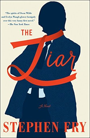 The Lair by Stephen Fry, well loved actor and Cambridge Graduate who studied English at Queens College