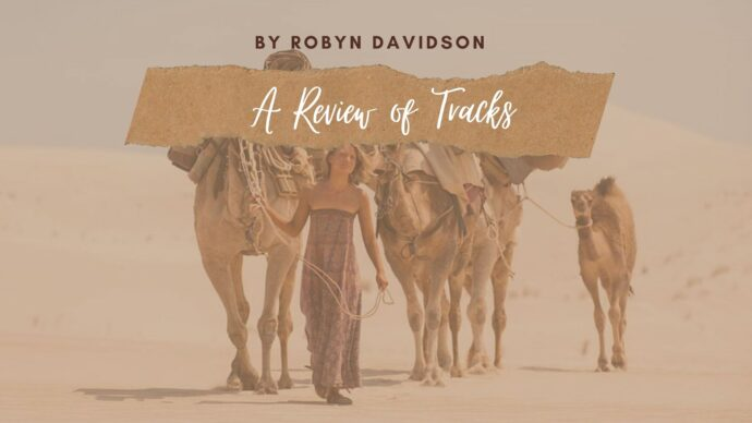 Tracks by Robyn Davidson is about her time in the Australia desert. Read the full story via @tbookjunkie