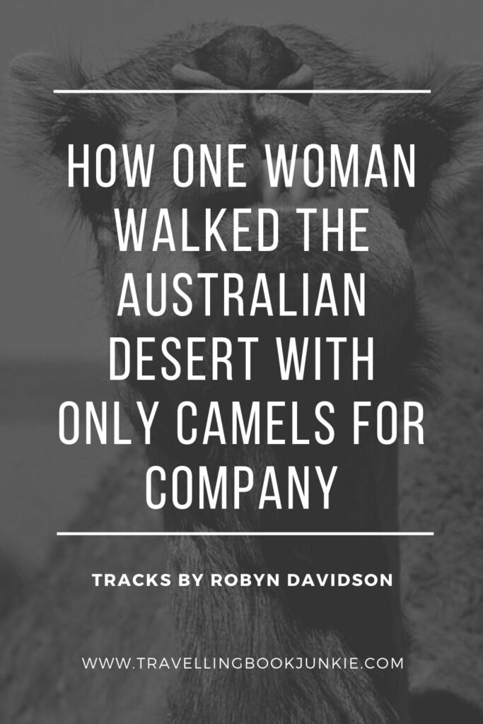 How one woman walked the Australian desert with just camels for company. This is the true story of Robyn Davidson and her tale of the challenges she faced when she walked the desert. Read the full review via @tbookjunkie