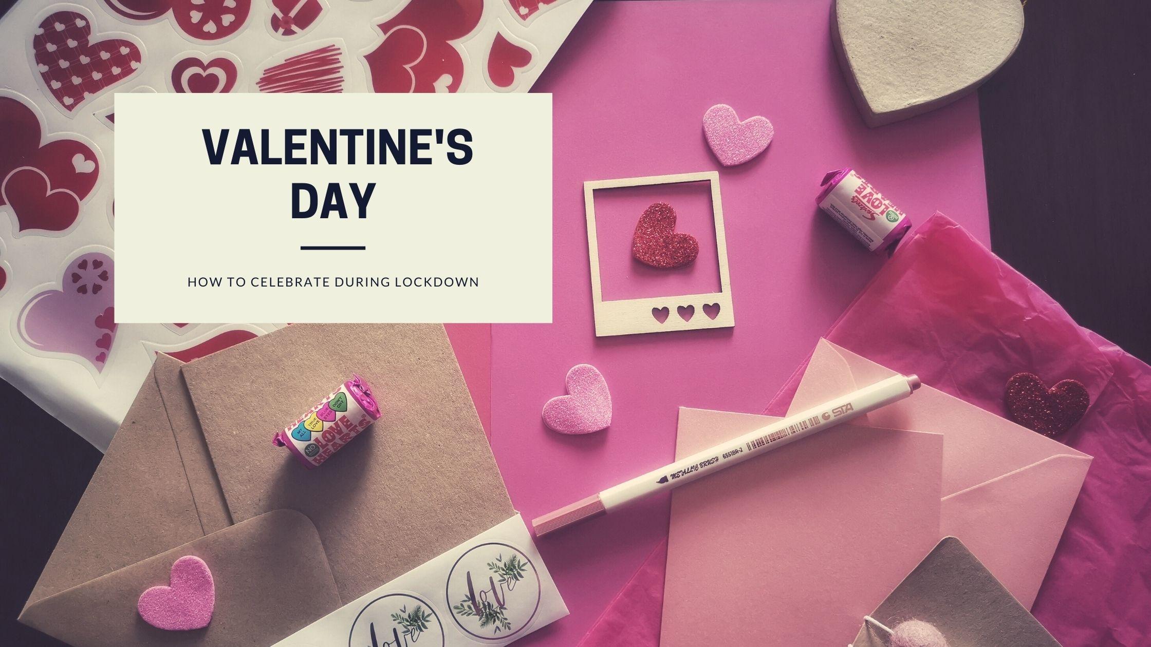 How to celebrate Valentine's Day this lockdown via @tbookjunkie