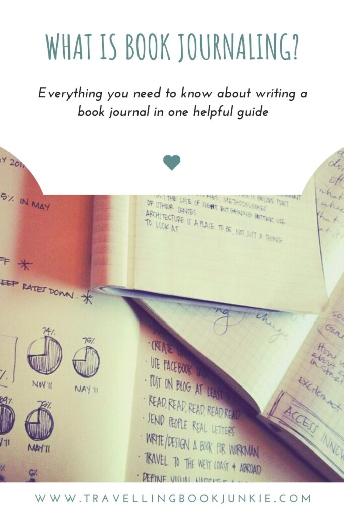What is book journaling? Is a book journal something you should consider. This helpful guide from @tbookjunkie contains everything you need to create the perfect journal for you.