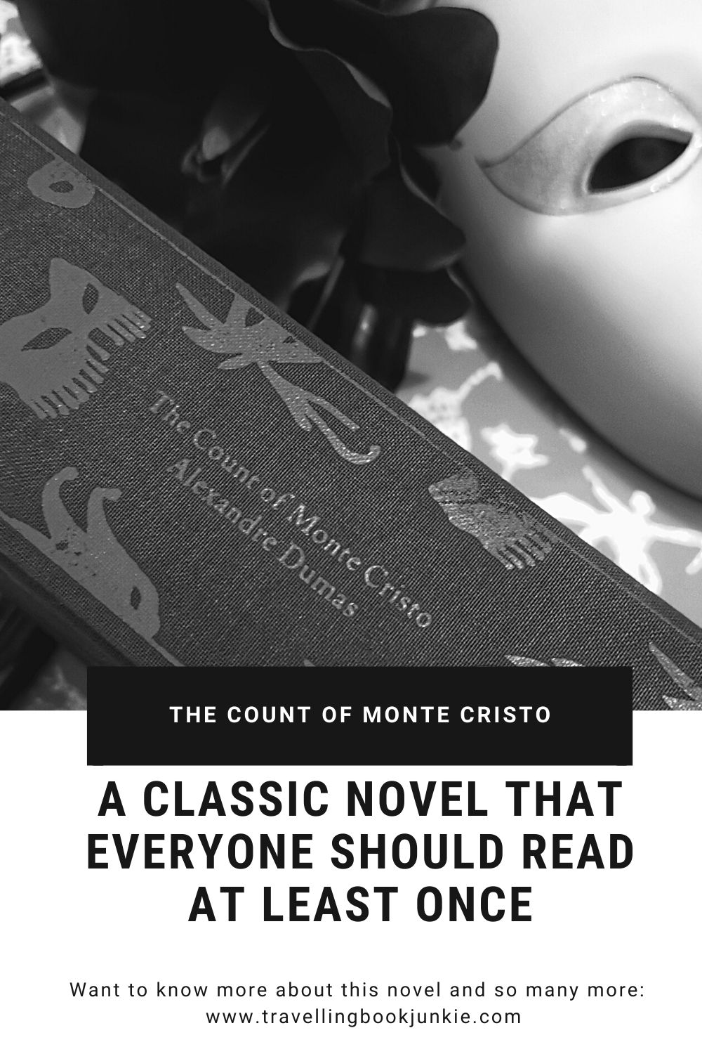 The Count of Monte Cristo by Alexandre Dumas is a classic of epic proportions, but why has it stood the test of time. Find out more via @tbookjunkie