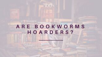 Are bookworms hoarding books they no longer need? We all love bookshelves lined with books, but when they begin to creak under the weight of novels is it time to give some away? Via @tbookjunkie