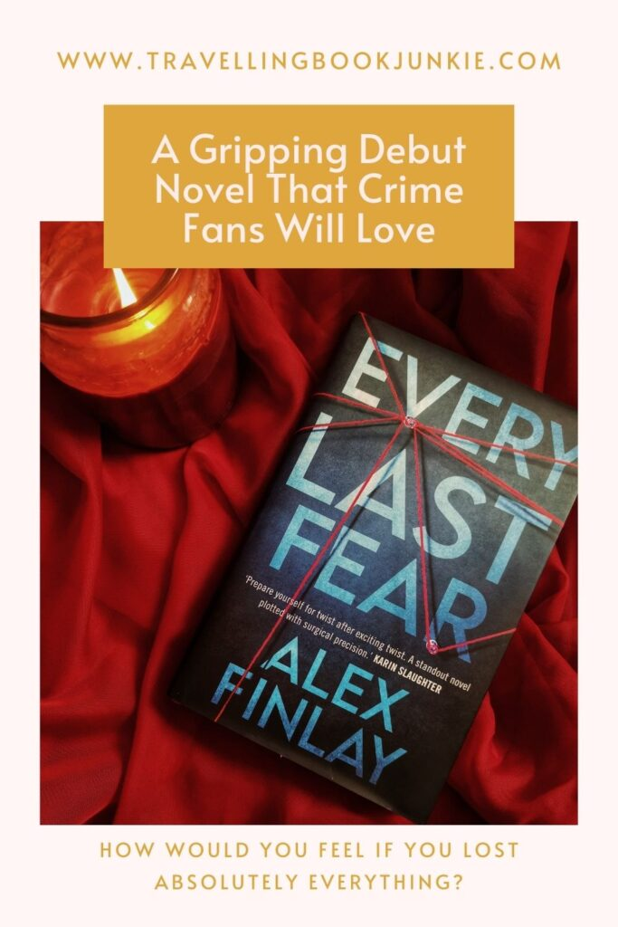 Every Last Fear by Alex Finlay is a debut novel that crime fans are going to love. Filled full of tension and twists that will keep you guessing until the very end. Read the full review via @tbookjunkie