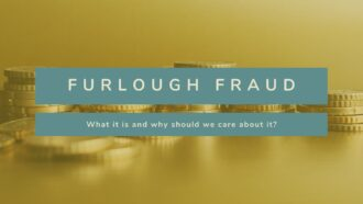 Furlough fraud is on the increase in the UK and the government are looking to crack down on those that are responsible. Find out more via @tbookjunkie