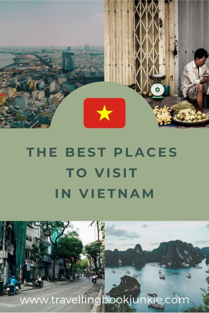 South East Asia is one of the most popular destinations for those looking to travel further afield. Vietnam is one of the most popular but where in the country should you visit? Check out our suggestions via @tbookjunkie