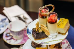 Afternoon Tea could be a fantastic option for a Mother's Day gift.