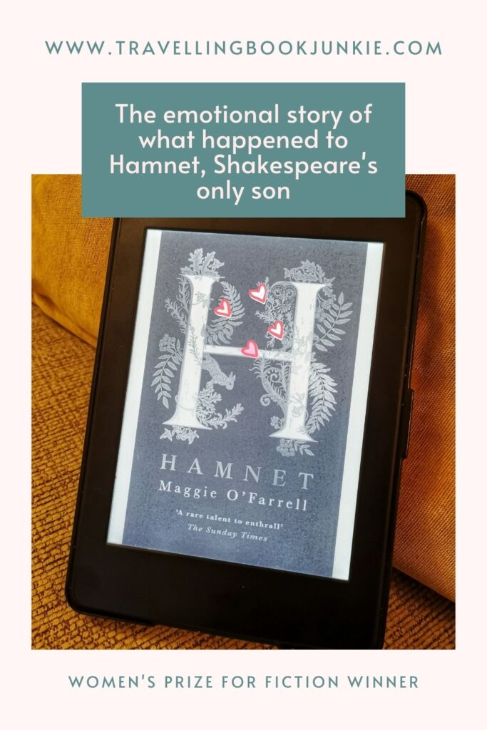 Hamnet the latest novel by Maggie O'Farrell is a historical fiction highlighting the life of Hamnet as well as the story of how William and Anne Hathaway met. Read the full review via @tbookjunkie