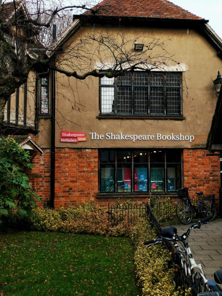 The Shakespeare Bookshop