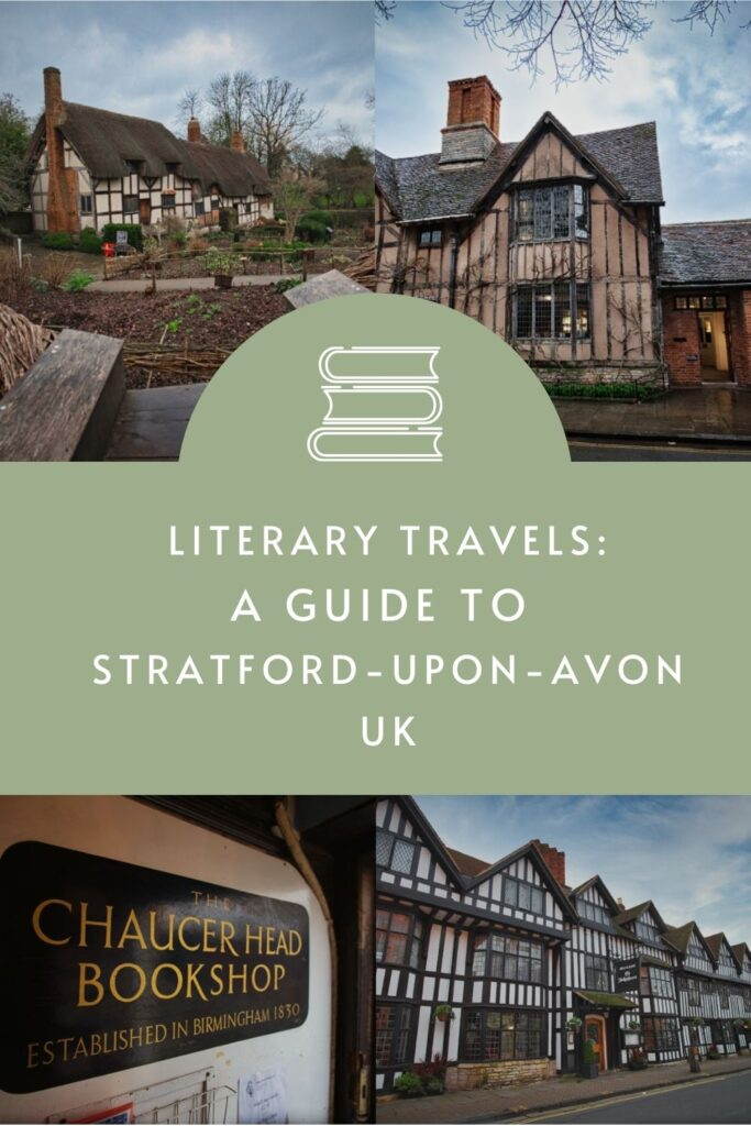 Literary travel, staycation in the heart of England. Stratford-upon-avon is a bookworm's dream, wandering the same streets as William Shakespeare once did. Read our full guide to find out exactly where you should be visiting. Via @tbookjunkie