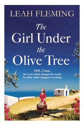 The Girl under the Olive Tree by Leah Fleming is set on Crete