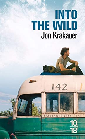 Into the Wild by Jon Krakauer follows the story of one young man going in search of an Alaskan adventure.
