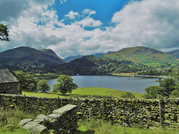 The Lake District is a beautiful part of the world that inspired Beatrix Potter to create an amazing set of children stories. A perfect place for family adventures