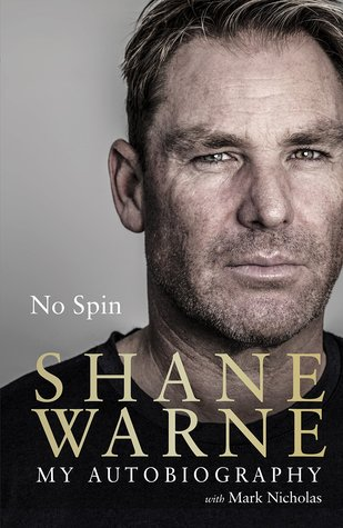No spin by cricket star Shane Warne, one of the best sports  biographies around about the sport.