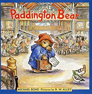 Paddington bear created by Michael Bond is a lovely bear all the way from Peru