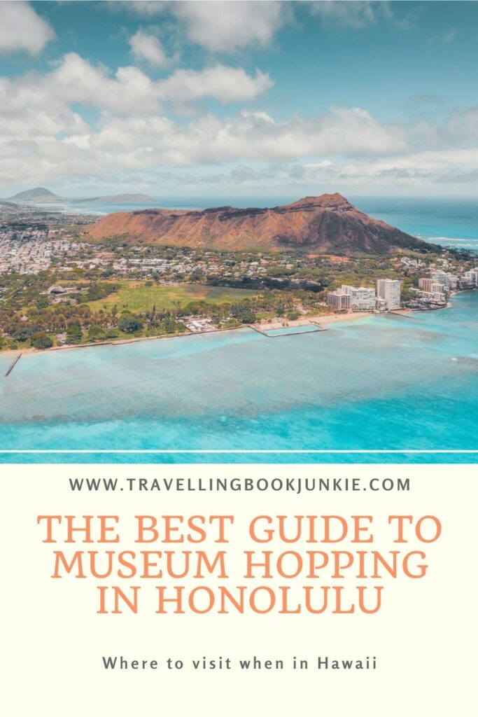 Museum hopping in Honolulu. Where you should be visiting when you head to Hawaii via @tbookjunkie